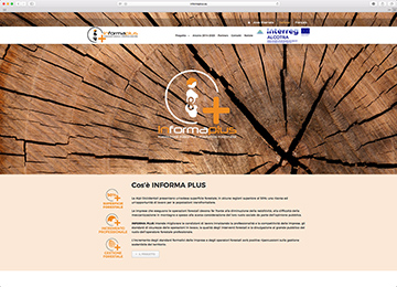 Informa Plus - website